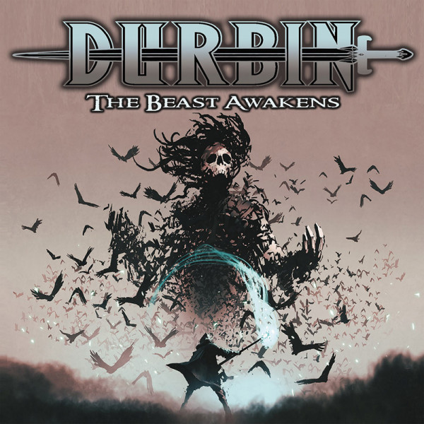 DURBIN - The Beast Awakens - CD Jewelcase
