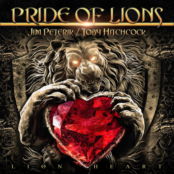 PRIDE OF LIONS - Lion Heart - CD Jewelcase
