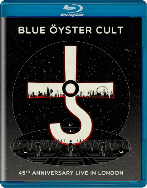 BLUE OYSTER CULT - 45th Anniversary - Live In London - Blu-Ray
