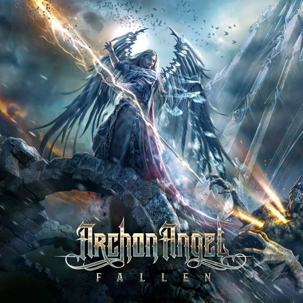 ARCHON ANGEL - Fallen - CD Jewelcase