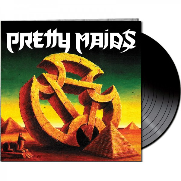 PRETTY MAIDS - Anything Worth Doing Is Worth Overdoing - LTD Gatefold Black Vinyl, 180 Gram