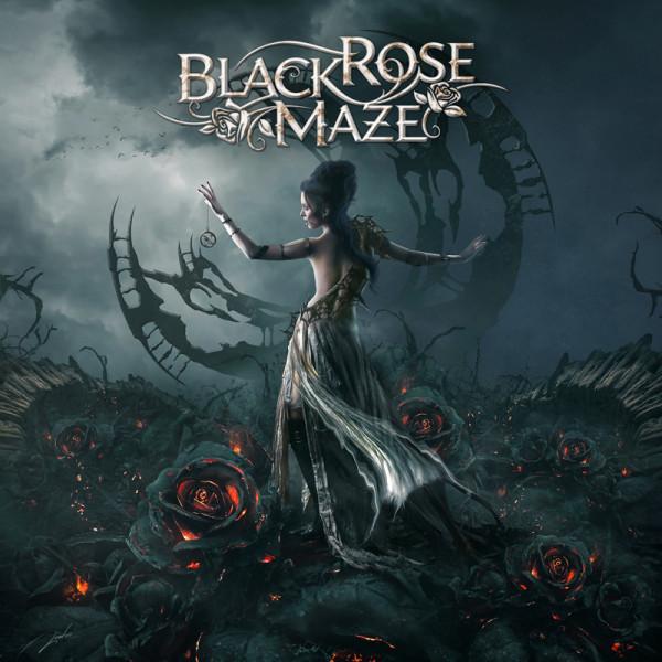 BLACK ROSE MAZE - Black Rose Maze - CD Jewelcase