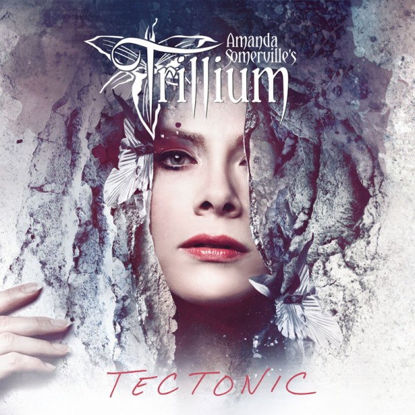 Amanda Somerville's TRILLIUM - Tectonic - CD Jewelcase