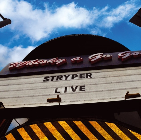 STRYPER - Live At The Whisky - Digipak-CD