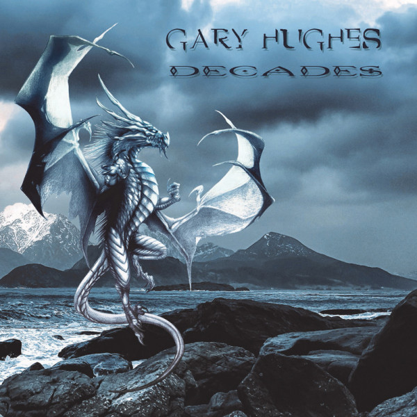GARY HUGHES - Decades - 2-CD Jewelcase