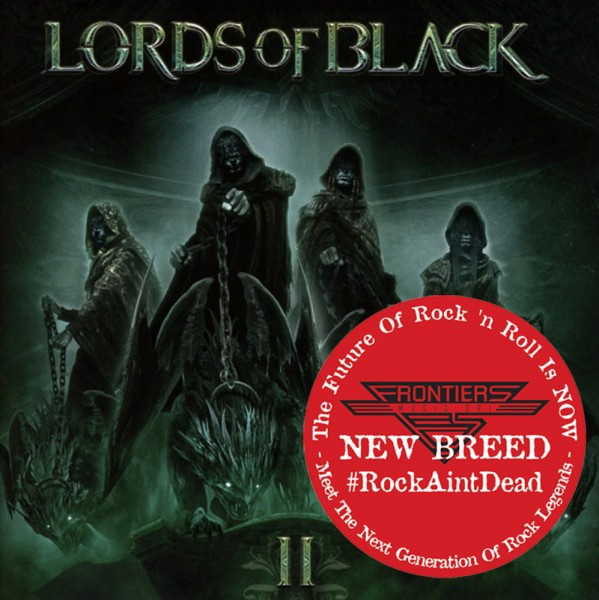 LORDS OF BLACK - II - CD Jewelcase