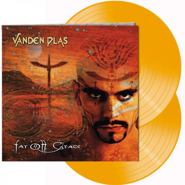 VANDEN PLAS - Far Off Grace - LTD Gatefold ORANGE 2-Vinyl, 180 Gram