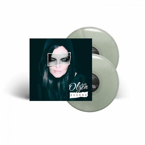 ANETTE OLZON - Strong - Ltd. Gatefold SILVER 2-LP