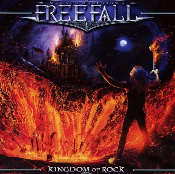 Karlsson,Magnus's Free Fall - Kingdom Of Rock
