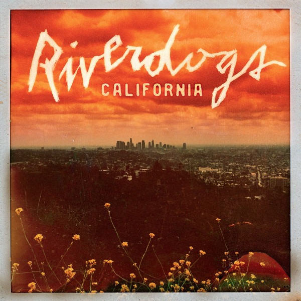 RIVERDOGS - California - CD Jewelcase