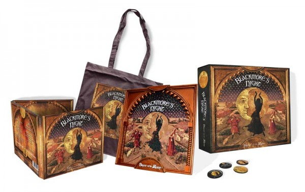 Blackmore's Night - Dancer And The Moon (Ltd. Boxset)