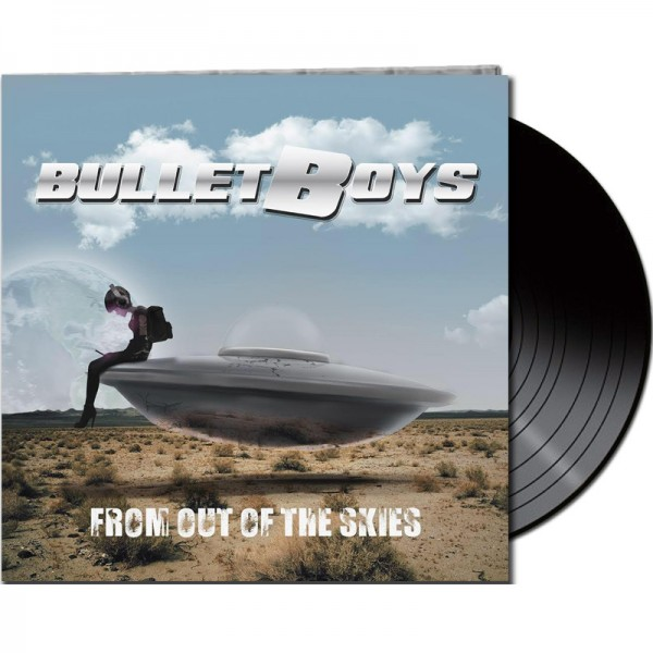 BULLETBOYS - From Out Of The Skies - LTD Gatefold Black Vinyl, 180 Gram
