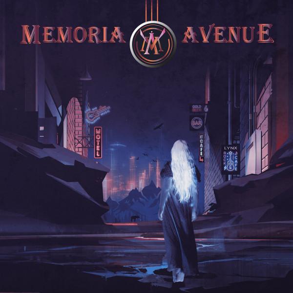 MEMORIA AVENUE - Memoria Avenue- CD Jewelcase