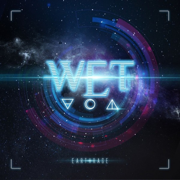 W.E.T. - Earthrage - CD Jewelcase