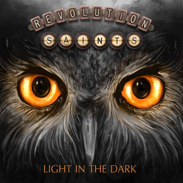 REVOLUTION SAINTS - Light In The Dark - CD Jewelcase