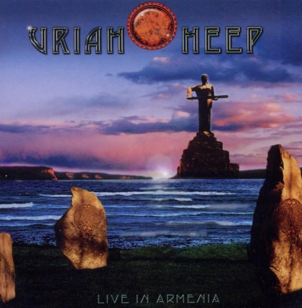 Uriah Heep - Live In Armenia (2CD+DVD Digipak)