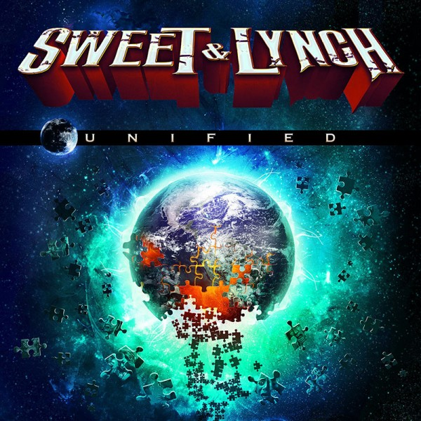 SWEET & LYNCH - Unified - LTD. Gatefold 2 Black Vinyl/180 Gram