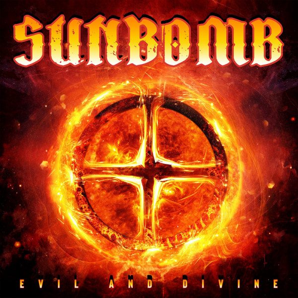 SUNBOMB - Evil And Divine - CD Jewelcase
