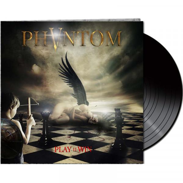PHANTOM 5 - Play II Win - Ltd. Gatefold Black Vinyl/180 Gram