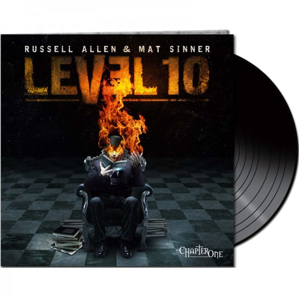 Level 10 - Chapter 1 (Ltd.Gatefold Black Vinyl, 180 Gramm)