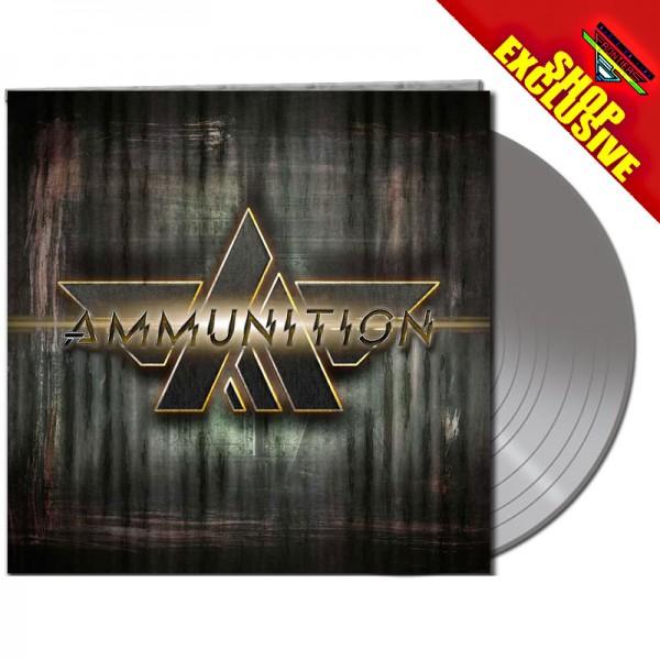 AMMUNITION - Ammunition - LTD Gatefold GREY Vinyl, 180 Gram - SHOP EXCLUSIVE!