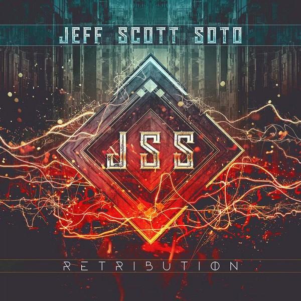SOTO,JEFF SCOTT - Retribution - CD Jewel Case