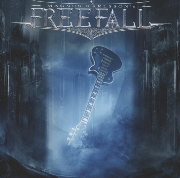 MAGNUS KARLSSON - Magnus Karlsson's Free Fall - CD Jewelcase
