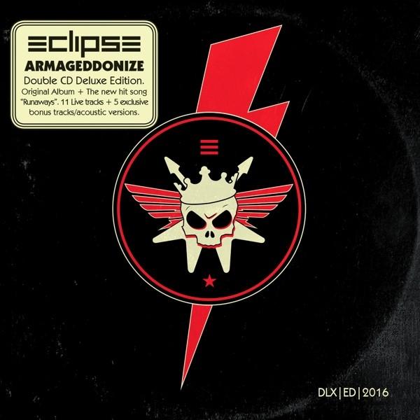 Eclipse - Armageddonize (Deluxe Edition)