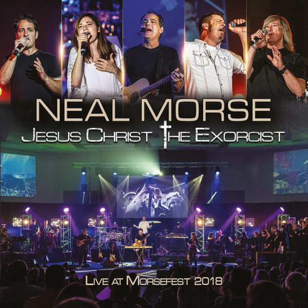 NEAL MORSE - Jesus Christ The Exorcist (Live At Morsefest 2018) - 2CD+DVD (Digipak)