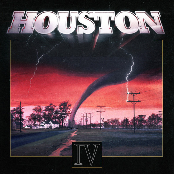 HOUSTON - IV - CD Jewelcase