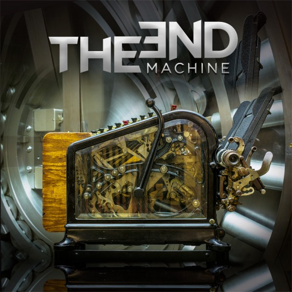 THE END: MACHINE - The End Machine - CD-Jewelcase