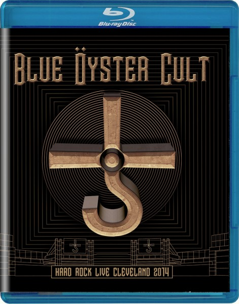 BLUE ÖYSTER CULT - Hard Rock Live Cleveland 2014 - Blu-Ray
