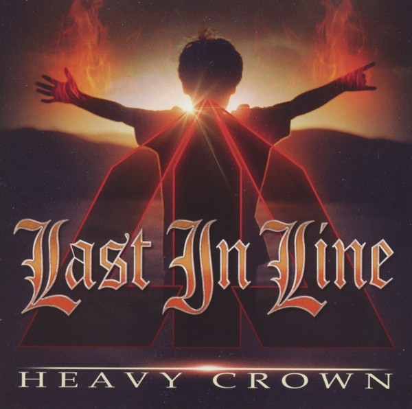LAST IN LINE - Heavy Crown - CD Jewelcase