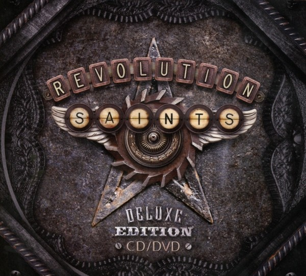 Revolution Saints - Revolution Saints (Ltd.Digipak)