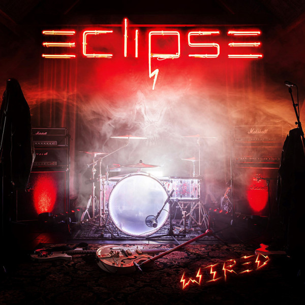 ECLIPSE - Wired - CD Jewelcase