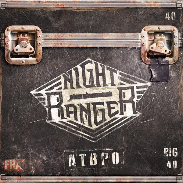 NIGHT RANGER - ATBPO - CD Jewelcase