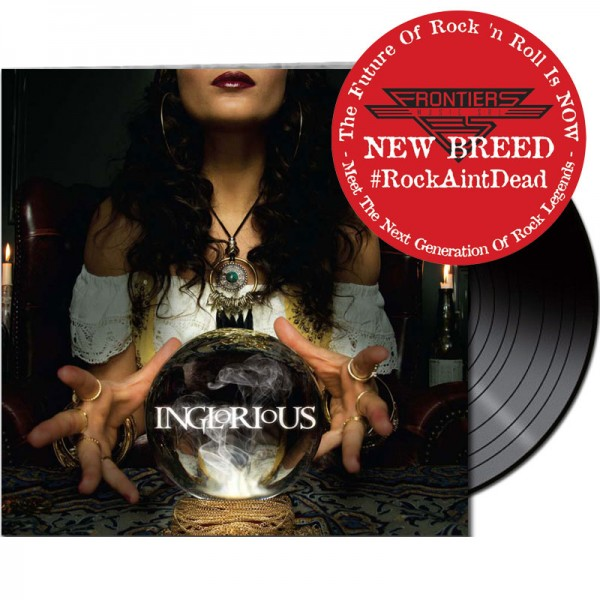 INGLORIOUS - Inglorious - Ltd.Gatefold Black Vinyl, 180 Gramm