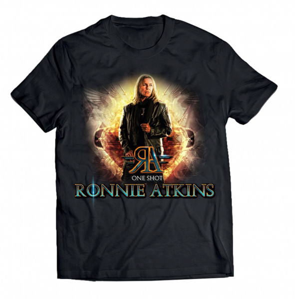 RONNIE ATKINS - One Shot - T-Shirt sizes M-XL