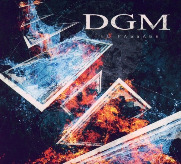DGM - The Passage - CDJewelcase