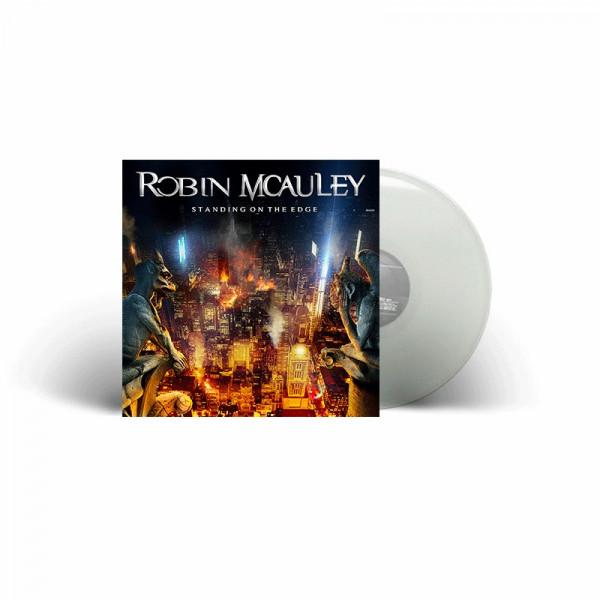 ROBIN MCAULEY - Standing On The Edge - Ltd. Gatefold CRYSTAL Vinyl