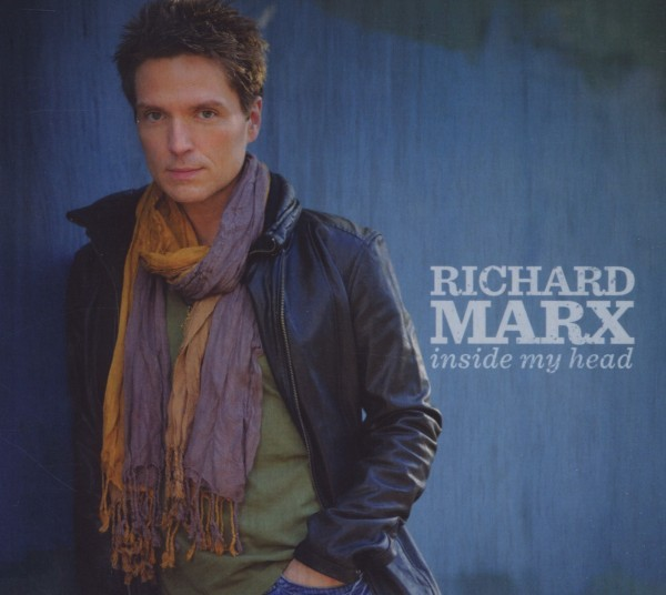 Marx,Richard - Inside My Head (Digipak)