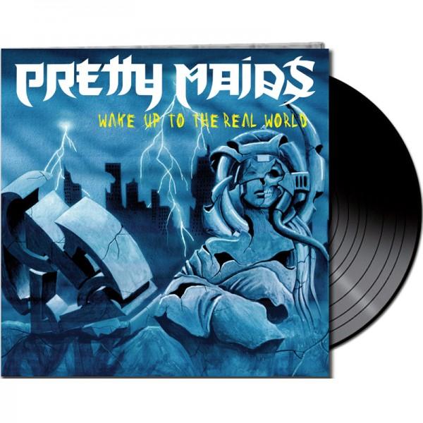 PRETTY MAIDS - Wake Up To The Real World - LTD Gatefold Black Vinyl, 180 Gram