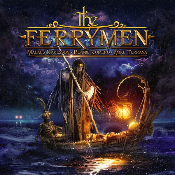 THE FERRYMEN - The Ferrymen (LTD. Gatefold Black Vinyl, 180 Gramm)
