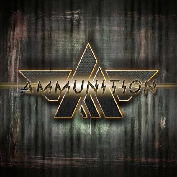 AMMUNITION - Ammunition - CD Jewelcase