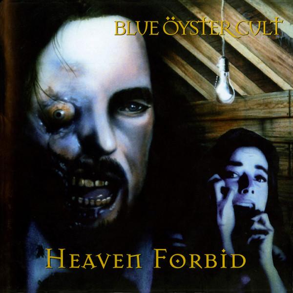 BLUE ÖYSTER CULT - Heaven Forbid - CD Jewelcase