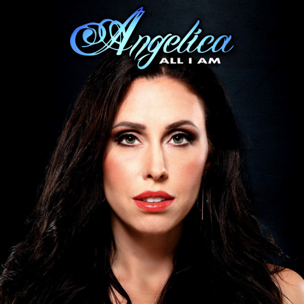 ANGELICA - All I Am - CD Jewelcase