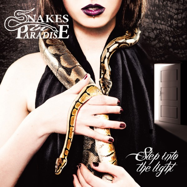 SNAKES IN PARADISE - Step Into The Light - CD Jewelcase