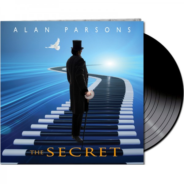 ALAN PARSONS - The Secret - LTD Gatefold BLACK Vinyl, 180 Gram