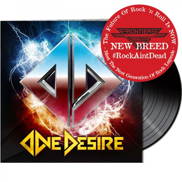 ONE DESIRE - One Desire - Ltd.Gatefold Black Vinyl