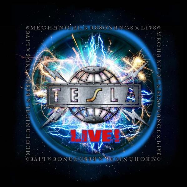 Tesla - Mechanical Resonance Live (Ltd.Gatefold Black Vinyl)